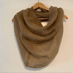 Wilfred   Knit Infinity Scarf